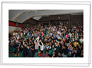 IIM Ahmedabad - Standing Ovation