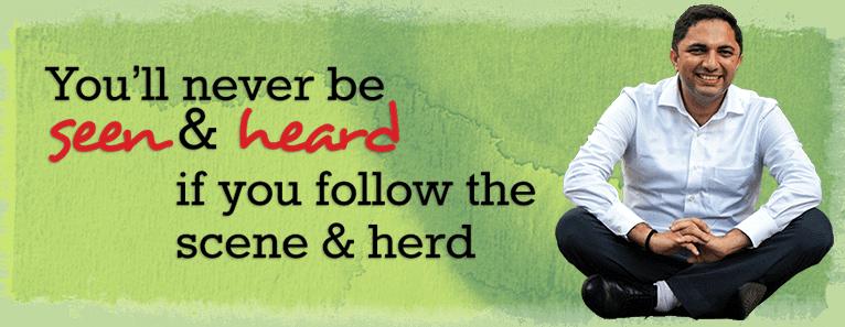Motivational Speaker for college students