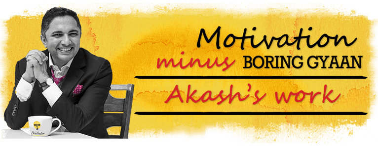 Akash Gautam Motivational Speaker