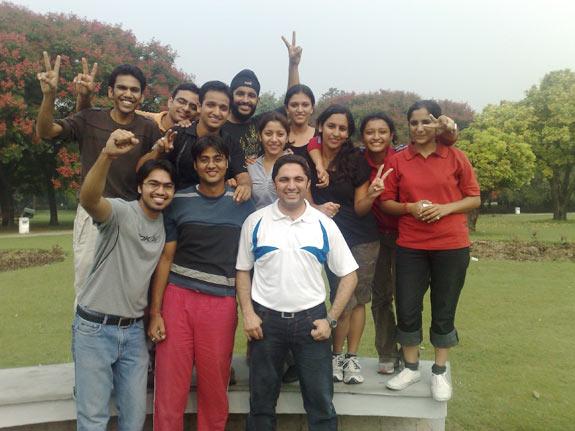 Akash-Gautam-types-of-people-in-park