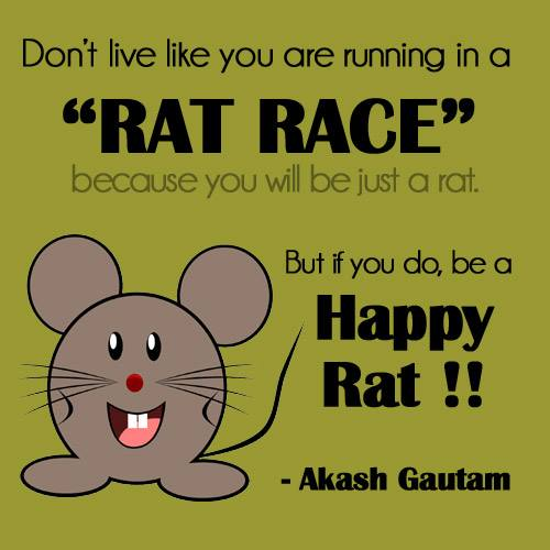 rat-race-ways-of-living-better-life