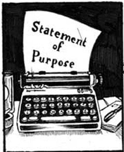 Good purpose statement