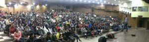 Jam packed @ Thapar University, Patiala