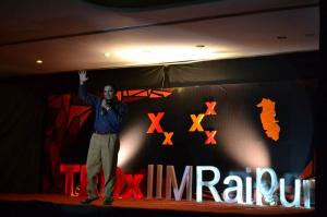 @ TEDxIIMRaipur