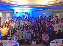 Induction for the Aditya Birla Global Leadership Program