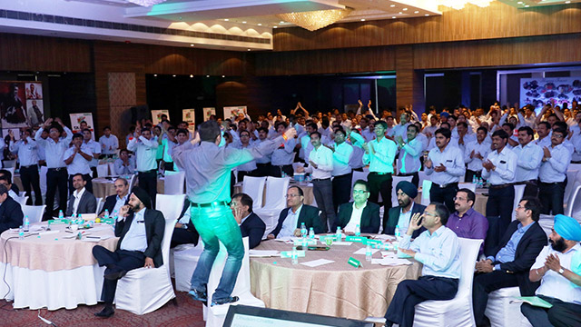 Mahindra & Mahindra- All India Sales Conference