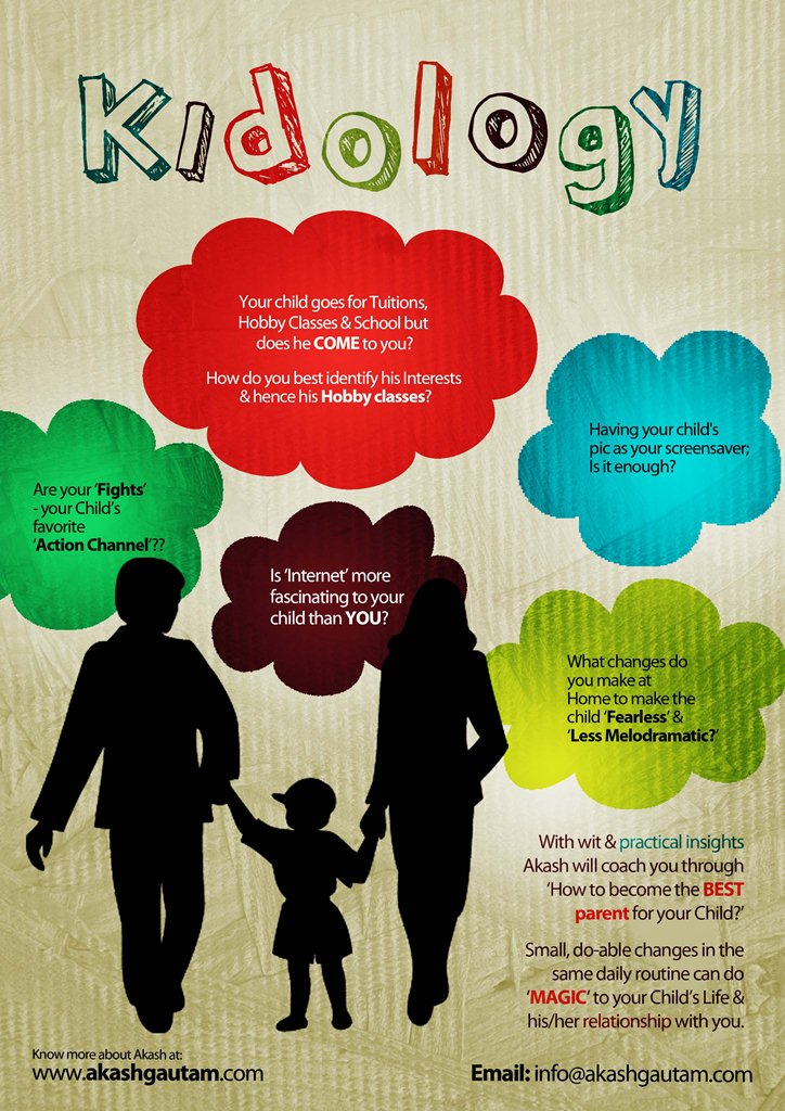 Kidology - The better parenting workshop by Akash Gautam