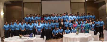 At Phuket(Thailand) - Corporate Training the Management of BEXIMCO