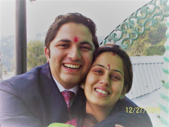 Akash & Ritika