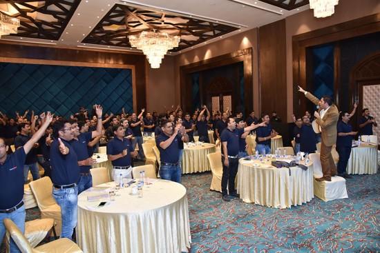 Tata Sky Annual Sales Meet Award Function, Kolkata
