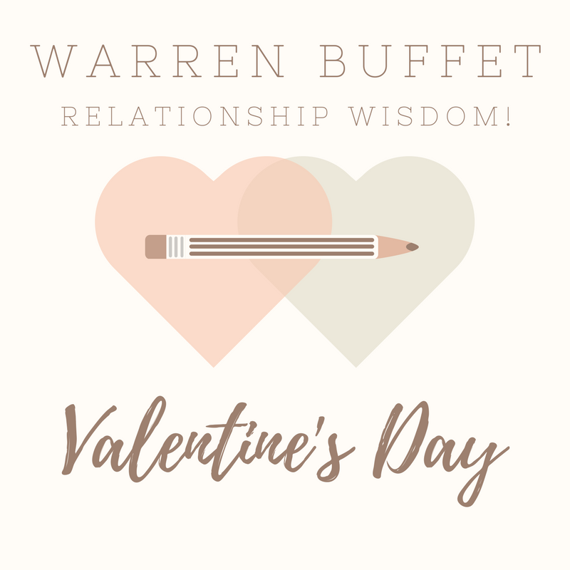 warren buffet relationship quotes