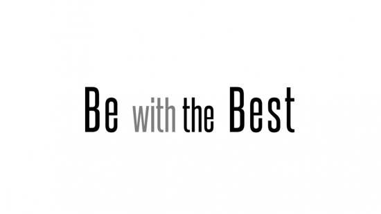 be with the best people