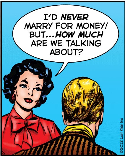 marrying-for-money