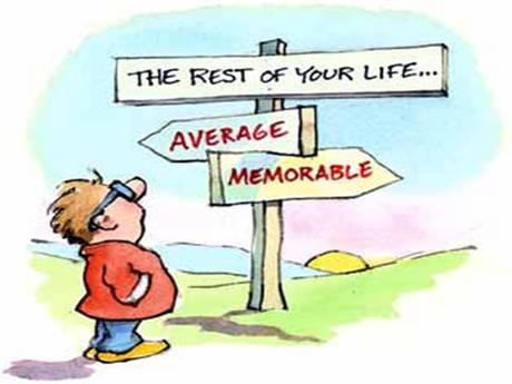 mediocre life