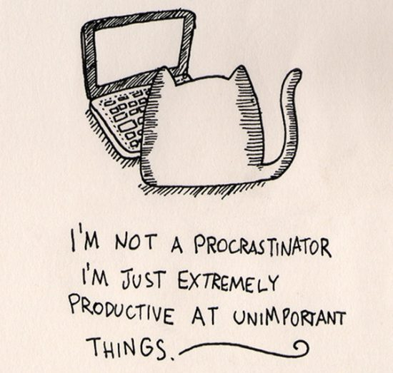 procrastinator-productivity