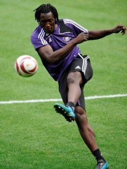Romelu Lukaku footballer