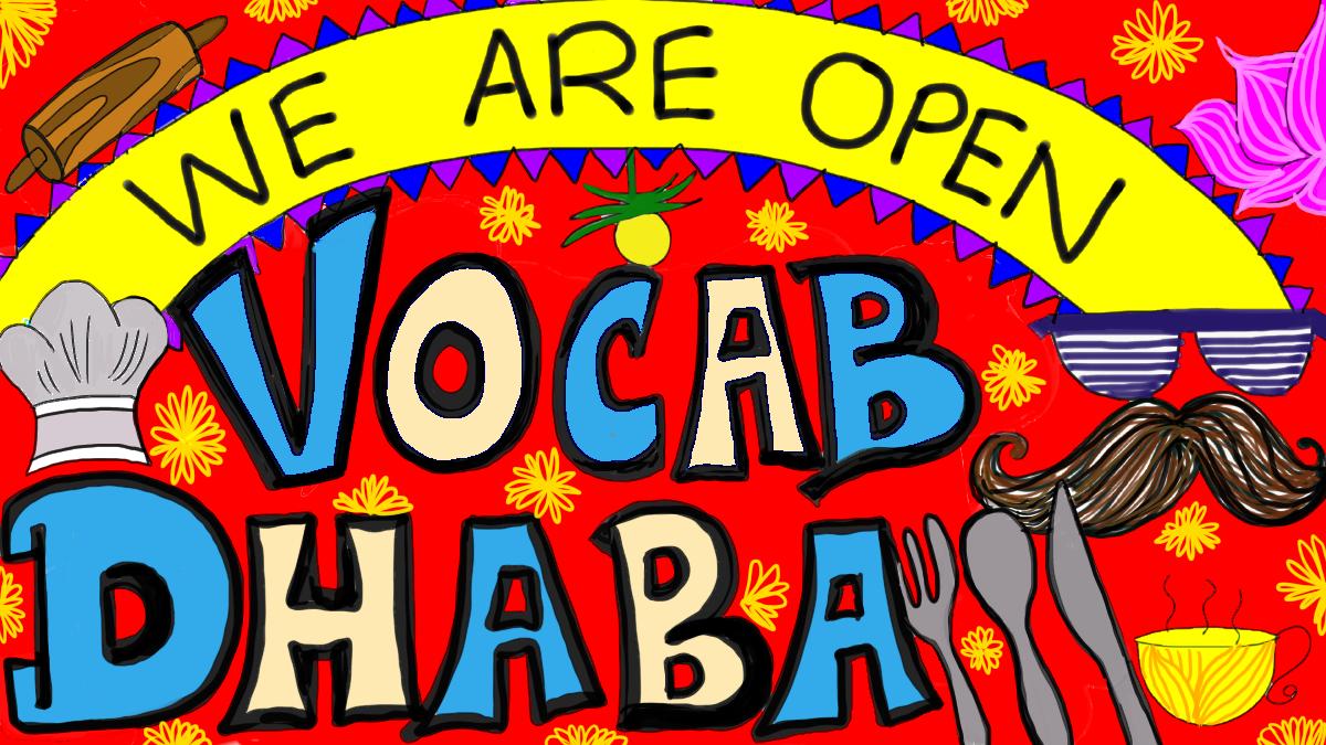 Vocab Dhaba