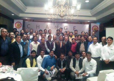 akash at ACC Cement- Distributors Meet