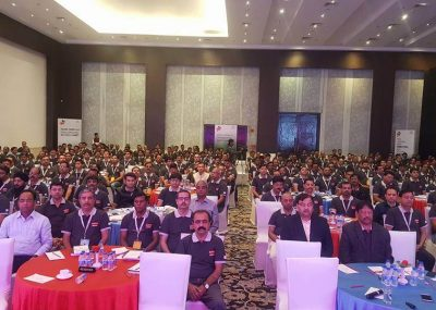 Adani Wilmar- All India Sales Team
