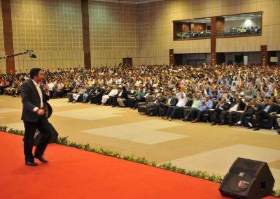 Addressing 5000+ audience at Gandhinagar, Gujarat