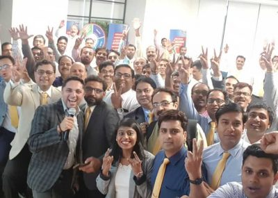 Akash gautam and Boston Consulting Group (BCG)