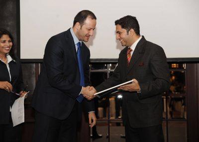 Akash gautam - Global Recognition