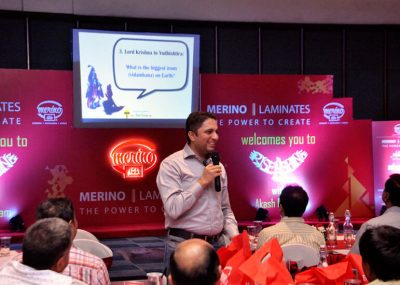 Merino Laminates Dealer Meet in Hindi