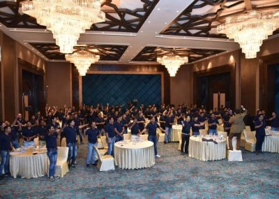 Tata Sky - Annual Sales Conference event by akash