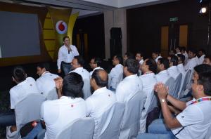 Vodafone Top Management